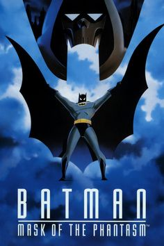 Batman: mask of the phantom           ;mask of the phantom