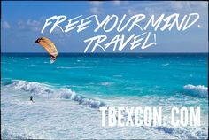 Free your mind. Travel! picture quote http://TBEXcon.com #quotes #travel #quote