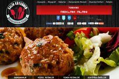 Executive Chef Salih Köysüren Kişisel Portfolyo Web Sitesi  www.chefsalih.com #chef #turkish chef