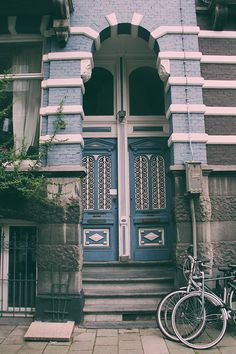 Windows & Doors Of Amsterdam | Free People Blog #freepeople