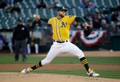 Texas Rangers vs. Oakland Athletics - Photos - April 07, 2015 - ESPN