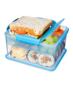 Sistema Blue Lunch-to-Go Tub   zulily  吃到饱!