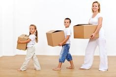 Moving Tips | More great information to help your family have a peaceful move. Enjoy the conclusion to our series on moving with children! ‪#‎movingtips‬
