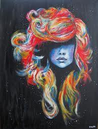 if I had cool hair..