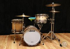 Ludwig Classic Maple Jazzette.