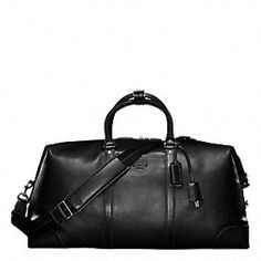 Gifts over 400: Coach Transatlantic Travel Carryon