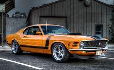 1970 Boss Mustang 347