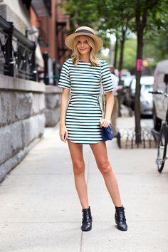 Girl on the Street: New York Fashion Week - Jessica Stein in Topshop