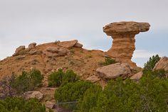 Camel Rock, New Mexico                            ..wordsmith.org