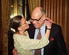 Ruth Bader Ginsburg and husband, Martin Ginsburg in Ruth Bader Ginsburg Quotes, Justice Ruth Bader Ginsburg, Best Documentaries, People Of Interest, Badass Women, Love Memes, Social Justice, Boys Who, Quotes