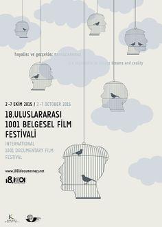 Uluslararası 1001 Belgesel Film Festivali 2015, Istanbul #festival https://fr.pinterest.com/igreka2n/festival/
