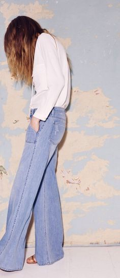 Perfect jeans + white shirt TheyAllHateUs | Page 2