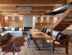 skandinavische Wohnzimmer von archstudiodesign