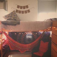 "The vibe of my ""Hippie Love"" novel lives on . Vintage Grunge, Boho Dorm Room, Kids Sleeping Bags, Hippy Room, College Dorm Decorations, Dorm Essentials, Grunge Room, Minimalist Room, Dorm Life"