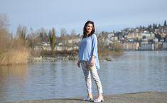 Outfit und Brunch zu Ostern