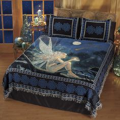 Catch A Falling Star Bedding - Women's Clothing & Symbolic Jewelry – Sexy, Fantasy, Romantic Fashions