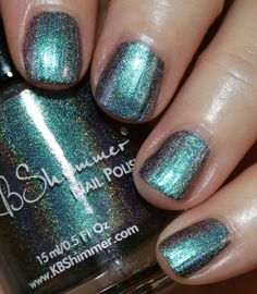 "KBShimmer - ""None of Your Bismuth"""