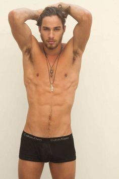 Hot male model pablo morais very