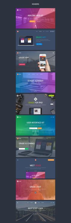 A powerful user interface kit created by UI Chest. Includes more than 1000 carefully crafted elements in 10 different categories that will save your time and increase productivity. Not to mention this fantastic kit comes with both a light & dark version. Graphisches Design, Web Ui Design, Layout Design, Creative Design, Gui Interface, User Interface Design, Ui Kit, Pag Web, Desing Inspiration