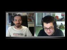 Hablando de videojuegos en DIRECTO con Fukuy 1