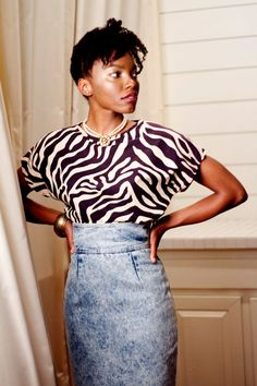 47. Animal Print - 80 Greatest '80s Fashion Trends | Complex