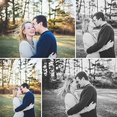Iowa City Engagement Photos | Iowa Wedding Photographer | Simply Radiant Weddings