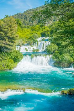 Everything you need to know about seeing the waterfalls of Plitvice and Krka in Croatia! | Kevin & Amanda