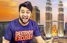 """The Federal Board of Revenue (FBR) has sent a Rs13 million tax notice to Pakistani YouTuber Nadir Ali, who runs a channel called """"P for Pakao"""". Nadir's videos show him and his team pulling pranks on unsuspecting people and attract a lot of internet traffic. The combined views of his channel are over 820 million, making his channel one of the largest in the country. Federal Board, Mass Communication, Local News, Social Issues, Funny People, Youtube, Pranks, Pakistani, Ali"""