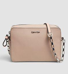 CALVIN KLEIN Leather Micro Crossover - Sofie K60K601056905