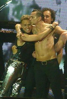 Dave Gahan, Martin Gore, Depeche Mode Gahore      Martin's face...!!!!!!