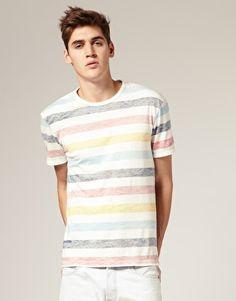 levis rainbow stripe
