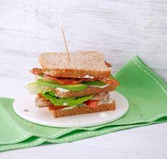 Avocado-Sandwich mit Schweinefilet - Unsere besten Sandwich Rezepte - Seite 17 - [ESSEN & TRINKEN]