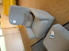 Jardan Arana Chair - comfy  fun (swivels)