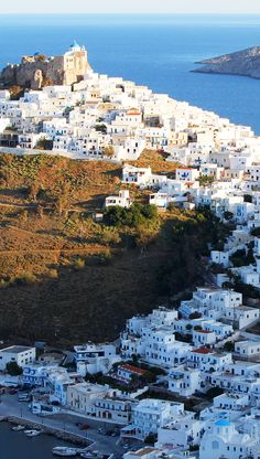 Greece off the beaten path: Astypalea
