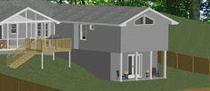 Ranch Addition - Renewal Design Build: Atlanta Remodeler