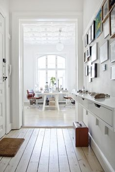 Ikea 'Alex' wall-mounted drawers