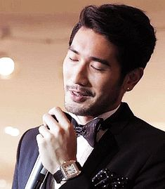 Godfrey Gao | 22 Asian Actors Who Deserve To Be Romantic Leading Men
