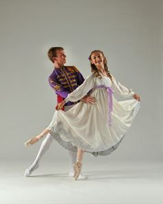 The Nutcracker Ballet, Clara & the Prince