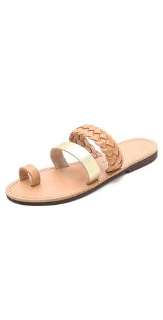 ISAPERA Iliotropio 2 Band Sandals | SHOPBOP