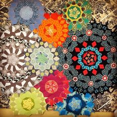 LA PASSACAGLIA QUILT PC