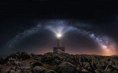 Tapas de Ciencia: Por qué llamamos Vía Láctea a nuestra galaxia