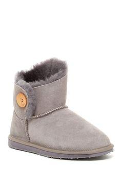 Valery Genuine Sheep Fur Boot