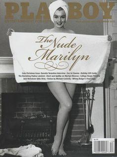 Playboy 2012 [United States] Marilyn Monroe
