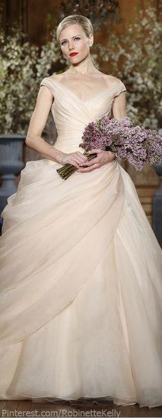 Romona Keveza   Spring 2014 Wedding Dresses