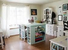 1000 images about craft rooms on pinterest martha for Martha stewart living craft furniture