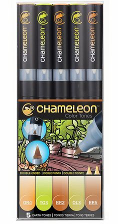 Chameleon Pens | 5 PEN PACKS