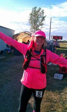 Kathy Hoover ....miles to go before I sleep....: 100 miles