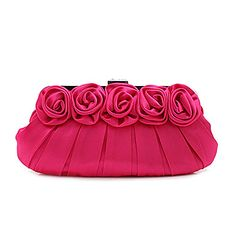 Light in the box Satin Wedding/Special Occasion Clutches/Evening Handbags(More Colors) - USD $ 15.99