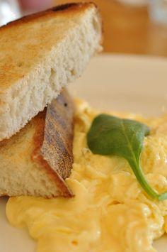 Bills scrambled eggs ~ photo by reggie_l
