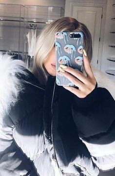 Kylie Jenner loves her cases by The Kylie Shop